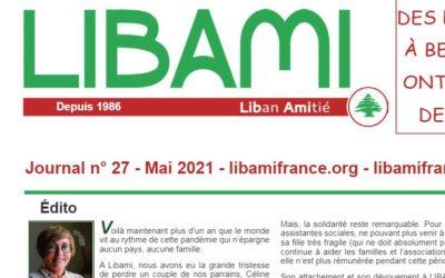 Journal Libami Mai 2021